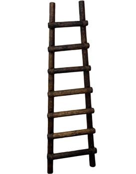 PUEBLO 6 Foot Accent Ladder