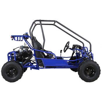 Mini Raptor 110cc Blue Go Kart