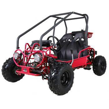 Mini Raptor 110cc Red Kids Go Kart