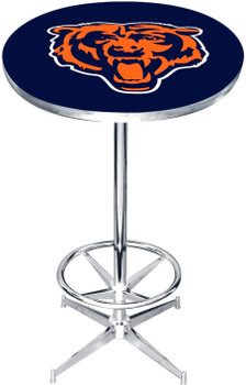 "Chicago Bears 27"" Wide Bar Table"