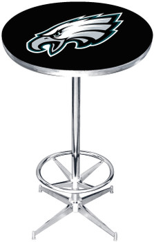 "Philadelphia Eagles 27"" Wide Bar Table"