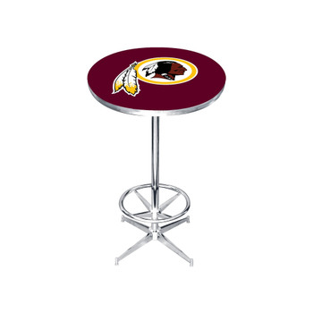 "Washington Redskins 27"" Wide Bar Table"