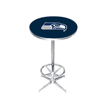 "Seattle Seahawks 27"" Wide Bar Table"