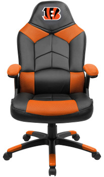 "Cincinnati Bengals 46"" Wide Oversized Gaming Chair"