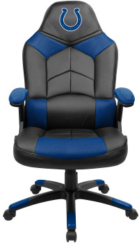 "Indianapolis Colts 46"" Wide Oversized Gaming Chair"