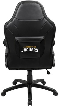 "Jacksonville Jaguars 46"" Wide Oversized Gaming Chair"