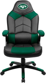 "New York Jets 46"" Wide Oversized Gaming Chair"