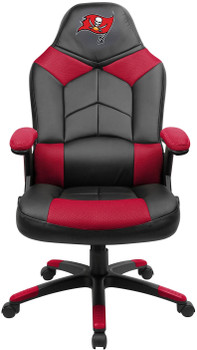 "Tampa Bay Buccaneers 46"" Wide Oversized Gaming Chair"