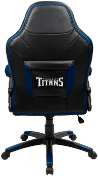 "Tennessee Titans 46"" Wide Oversized Gaming Chair"