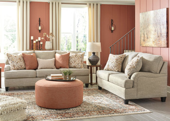 REVLON Sofa & Loveseat