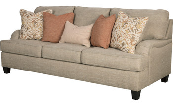 "Revlon 92"" Wide Sofa"