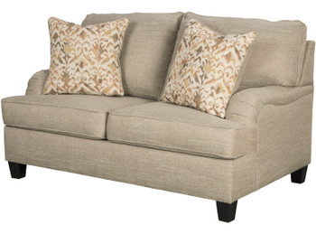 "Revlon 66"" Wide Loveseat"