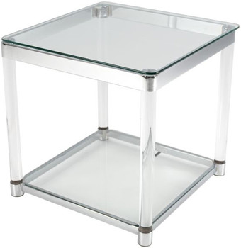 """Kalista 24"""" Wide End Table"""