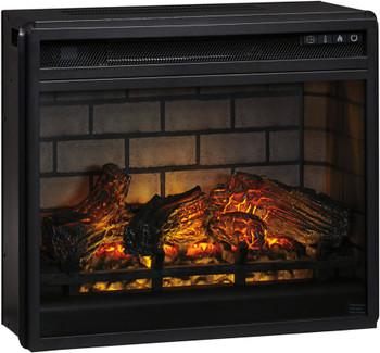 """KRAKLIN 24"""" Wide Fireplace Insert"""