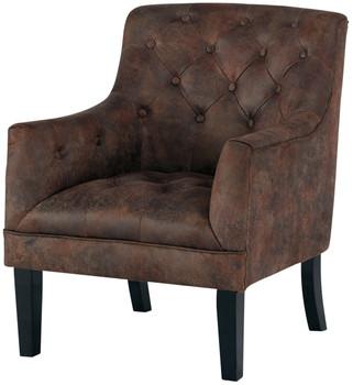 """LOGAN 28.3"""" Wide Chair"""