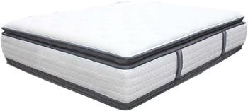 GEMINI Dual Comfort Pillow Top Mattress