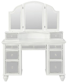 Charlotte Vanity with Stool