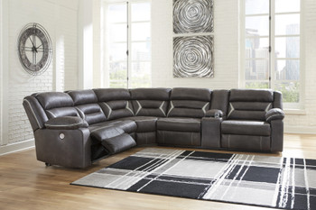 Kincord Power Reclining Sectional