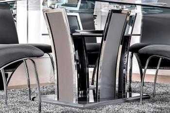 Heizer Gray 7 Piece Dining Set