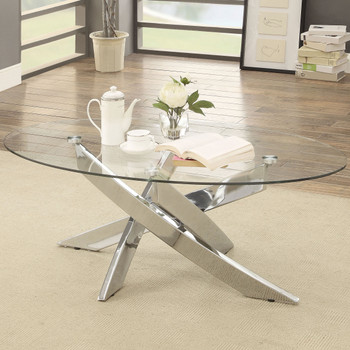 "Keliza 47"" Wide Coffee Table"
