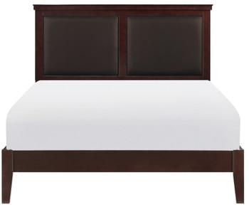 Melvin Cherry Bedroom Set