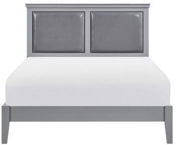 MELVIN Gray Bedroom Set