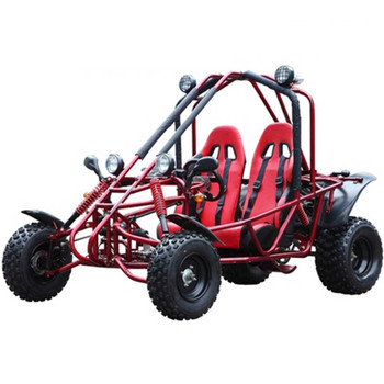 Trailhawk Red 169cc Adult Size Go Kart