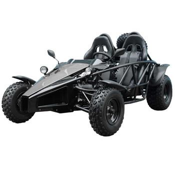 Bullet Black 169cc Go Kart