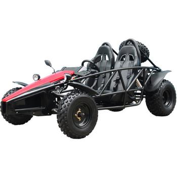 Bullet Red 169cc Go Kart