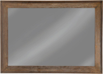 TRIVETTE 5 ft x 7 ft Wall Mirror