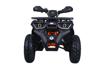 Grappler Gray 200CC ATV Adult Size