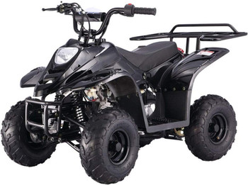 Private Black 110cc ATV- Small Size