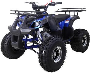 Reaper Premium Blue 125cc ATV- Mid-Size