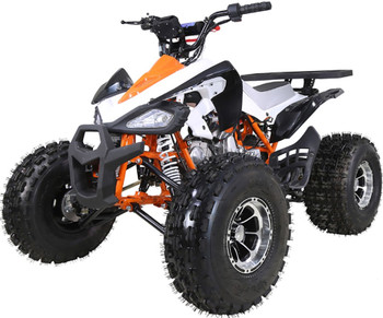 Trailblazer SS Orange 125 ATV- Mid-Size