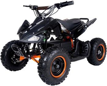 Talon Black/Orange ATV- Youth/Kids