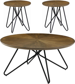 Kenosha 3 Piece Table Set