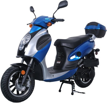 Rider Blue 150cc Scooter