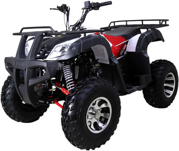 Prowler Red 170CC ATV- Adult Size