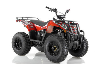 Hornet Burgundy 200cc ATV Adult Size