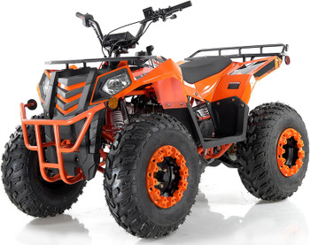 Hornet Orange 200CC ATV Adult Size