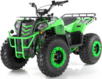 Hornet Green 200CC ATV Adult Size