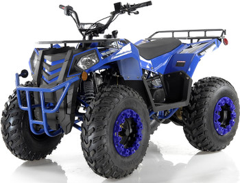Hornet Blue 200CC ATV Adult Size