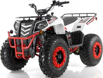 Hornet White 200CC ATV Adult Size