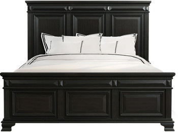 Conroe Black 7-PC Bedroom