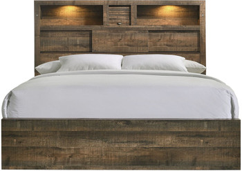 SIMON Bluetooth and Lighted Bedroom