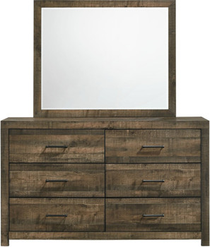 "Simon 60"" Wide Dresser & Mirror"