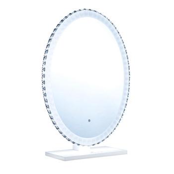 Crystal Round Vanity Mirror
