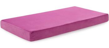 BRIGHTON Pink 6 Inch Gel Waterproof Mattress