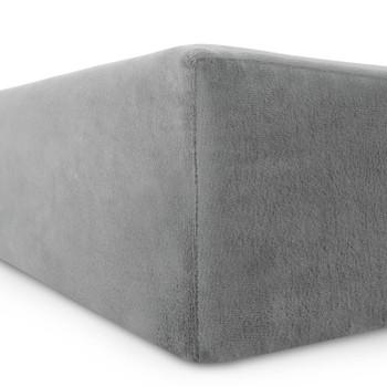 BRIGHTON Gray 6 Inch Gel Waterproof Mattress