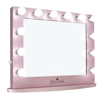Sophia Classic Rose Gold Vanity Mirror